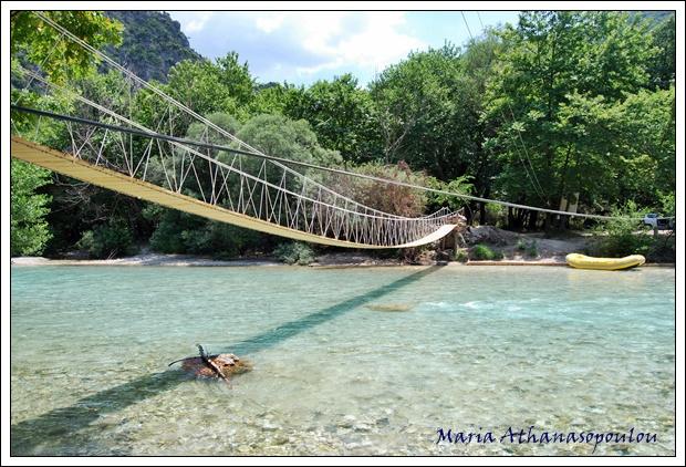 Acherontas river – αχέροντας ποταμός